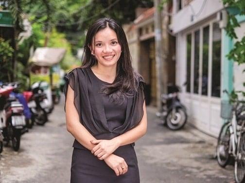 CEO Elsa Speak - Văn Đinh Hồng Vũ.