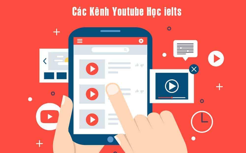 Các kênh youtube học ielts siêu bổ ích