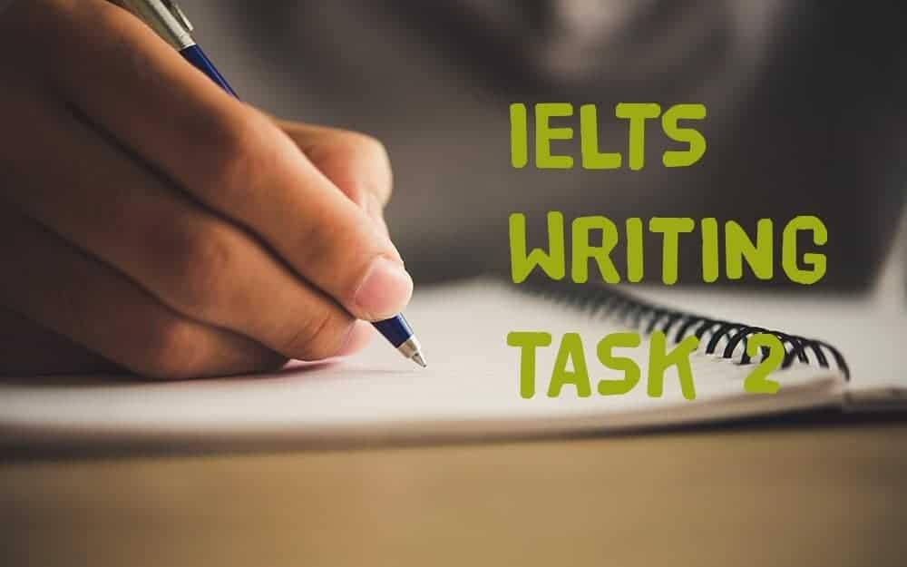 các dạng ielts writing task 2