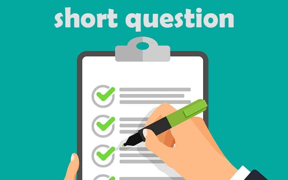 short answer questions ielts listening